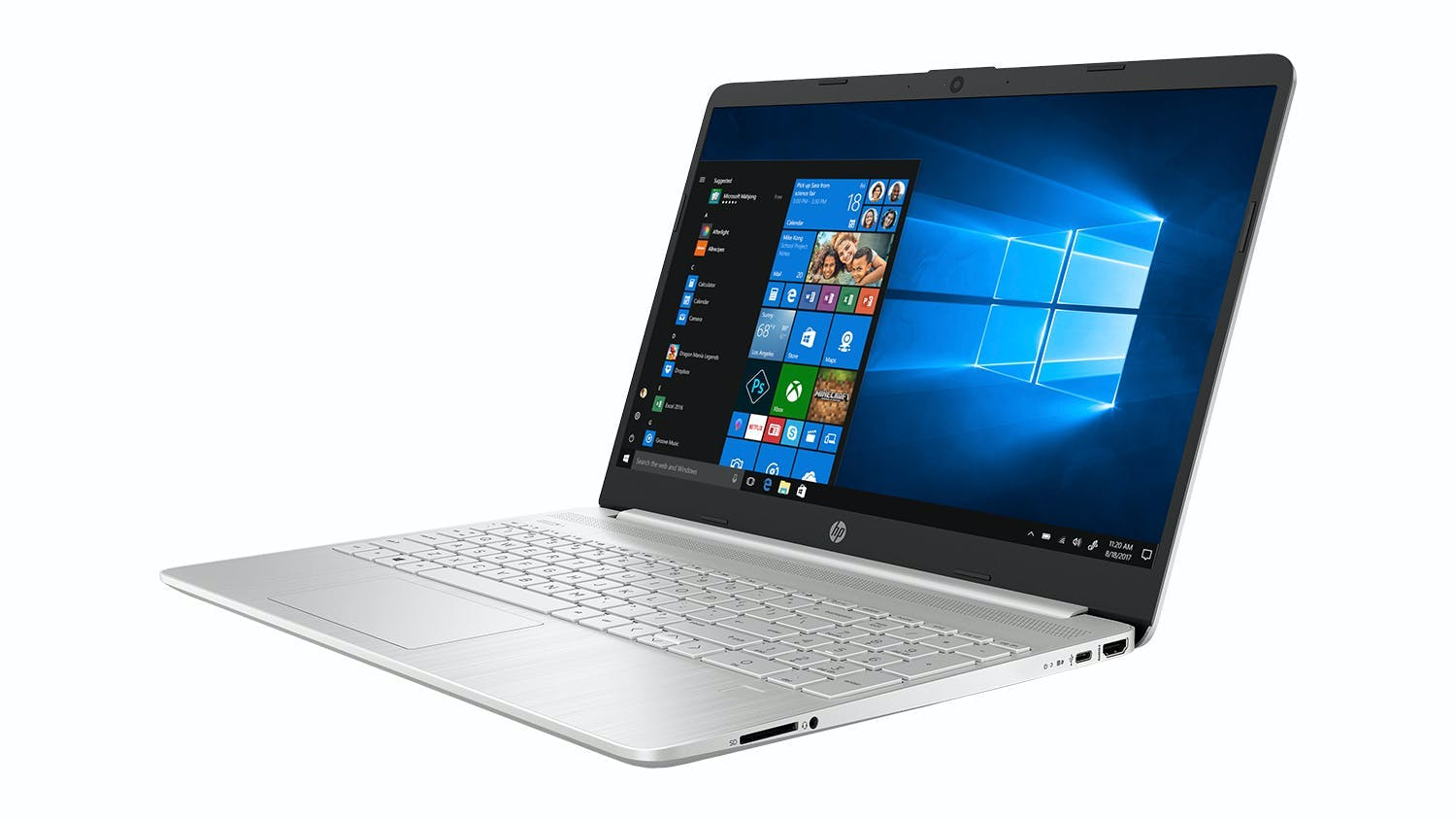"HP 15S-FQ1031TU 15.6"" Laptop"