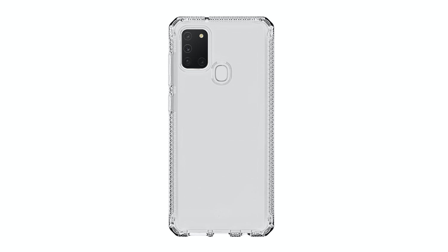 ITSKINS Spectrum Case for Samsung Galaxy A21s - Clear