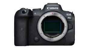 Canon EOS R6 Full Frame Mirrorless Camera Body with Adapter