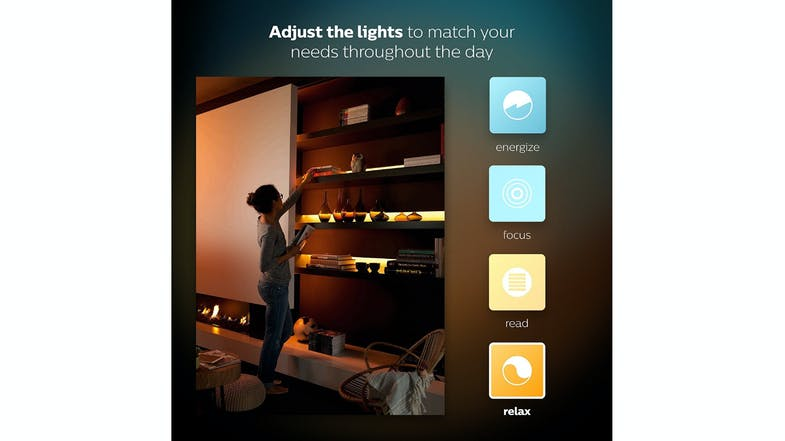 Philips Hue Colour Lightstrip Base V4 - 2m