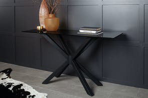 Jana Hall Table by Debonaire Furniture