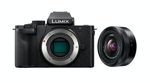 Panasonic Lumix G100 Mirrorless Camera with 12-32mm Lens