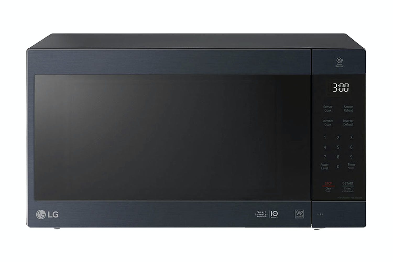 Image of LG 56L NeoChef Smart Inverter Microwave Oven - Matte Black
