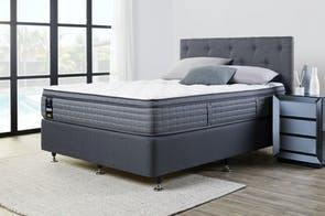 Chiro Elite Medium Queen Bed by King Koil