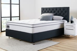 Conforma Classic Soft Queen Bed by King Koil