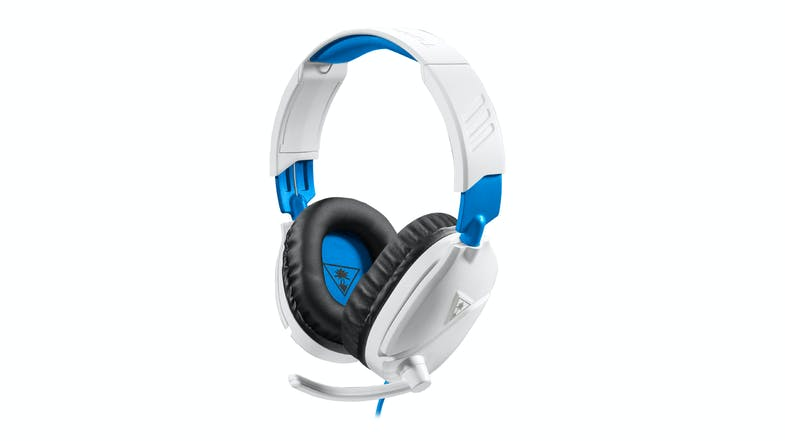 Turtle Beach Recon 70P Gaming Headset for PS4 White