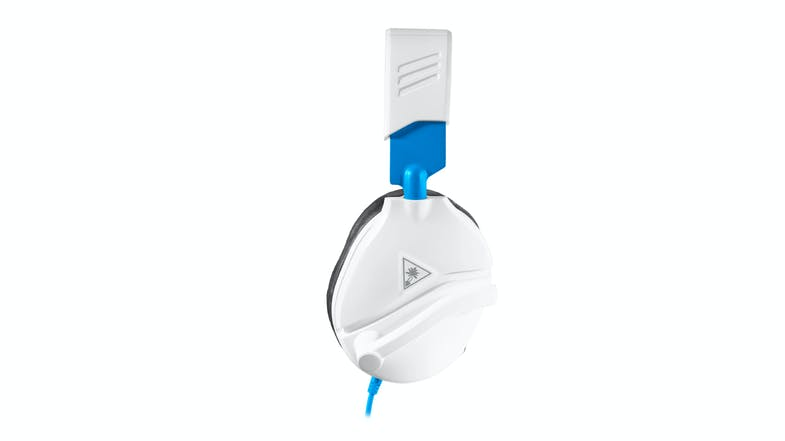 Turtle Beach Recon 70P Gaming Headset for PS4 - White