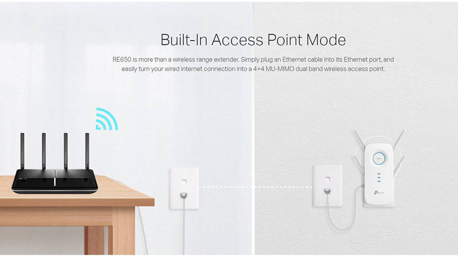 TP-Link AC2600 Wireless Range Extender