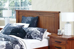 Cromwell King Headboard by John Young Furniture