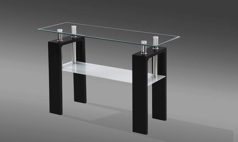 Munich Console Table by Paulack Furniture - Black
