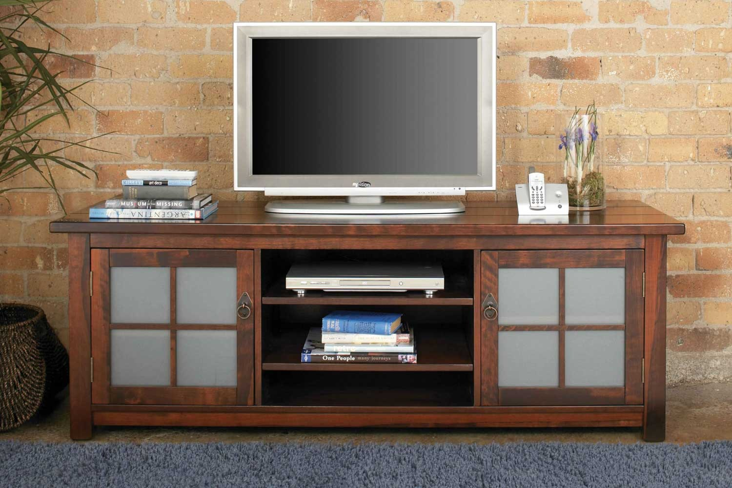 Dunstan Entertainment Unit by Otago Furniture