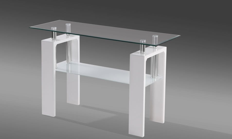 munich console table white harvey norman new zealand. Black Bedroom Furniture Sets. Home Design Ideas