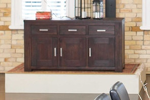 Rustic Heirloom Buffet by John Young Furniture