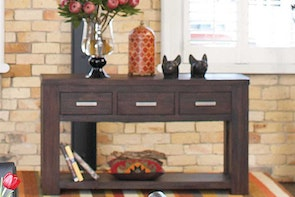 Rustic Heirloom Hall Table by John Young Furniture