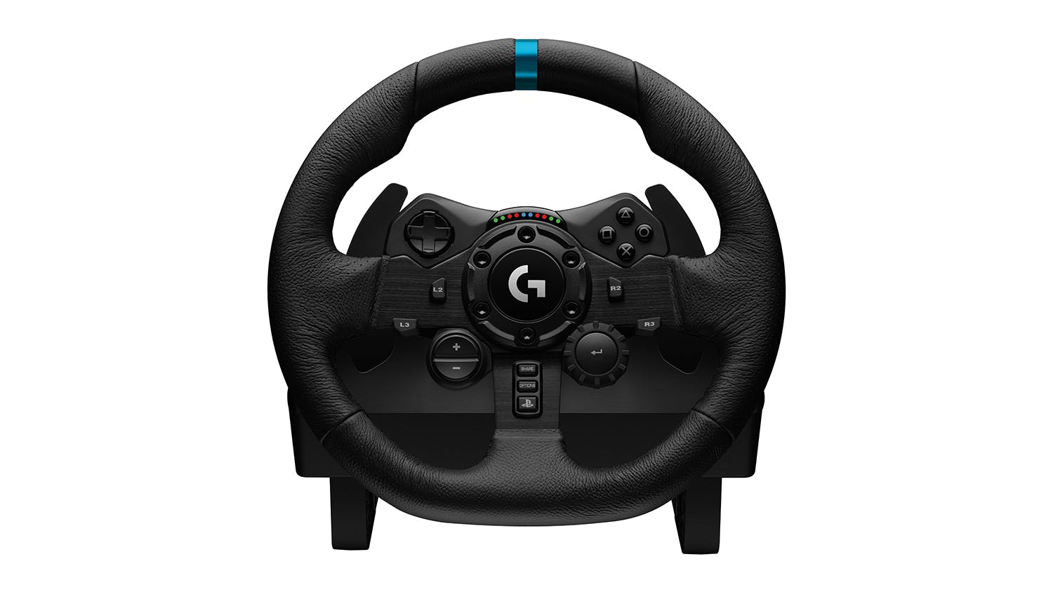Logitech G923 Trueforce Racing Wheel and Pedals for PS4 and PC