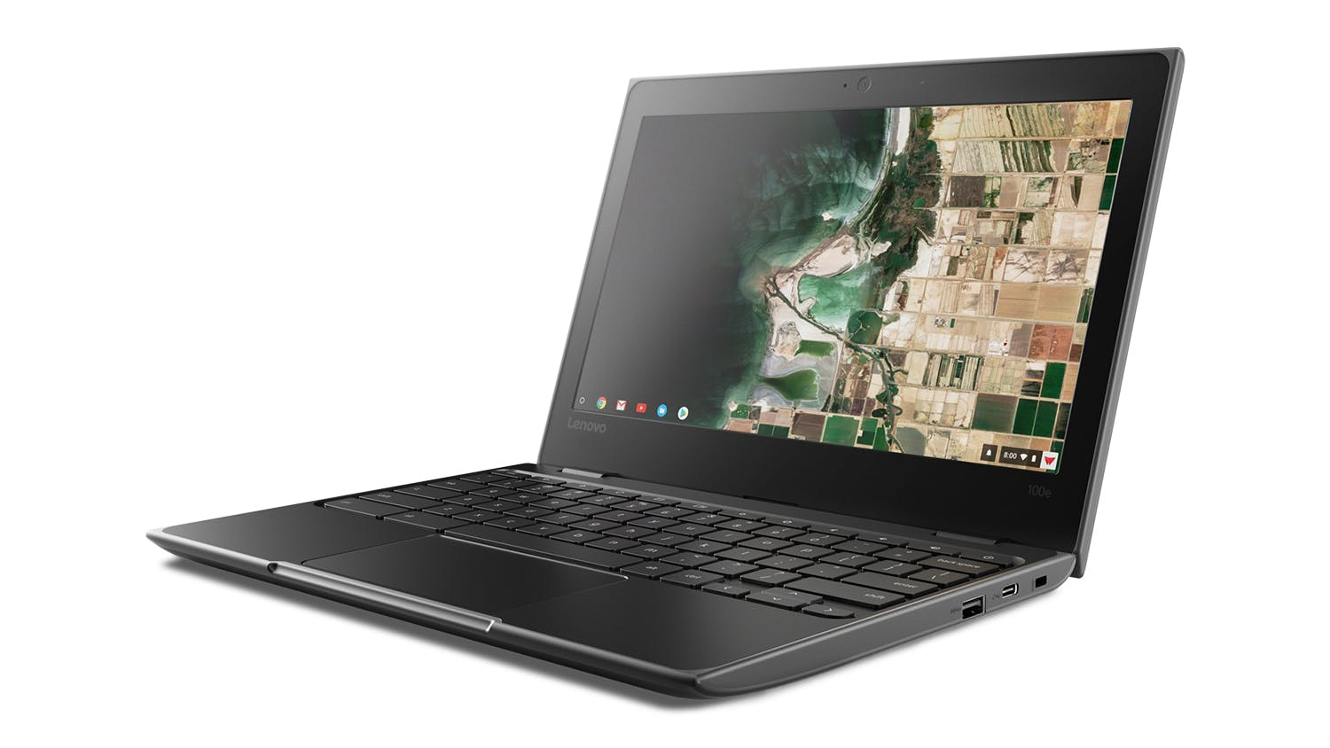 "Lenovo 100E Chromebook 11.6"" 81MA001AAU Laptop"