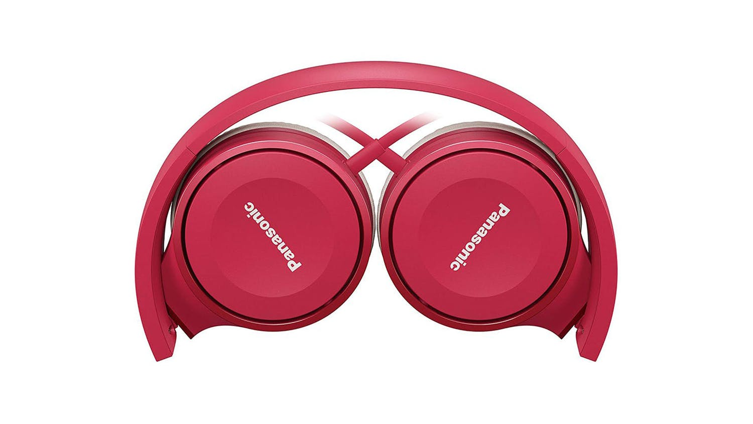 Panasonic RP-HF100 On-Ear Headphones - Pink