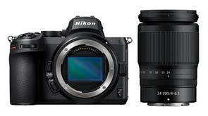Nikon Z5 Mirrorless Camera with 24-200mm Lens