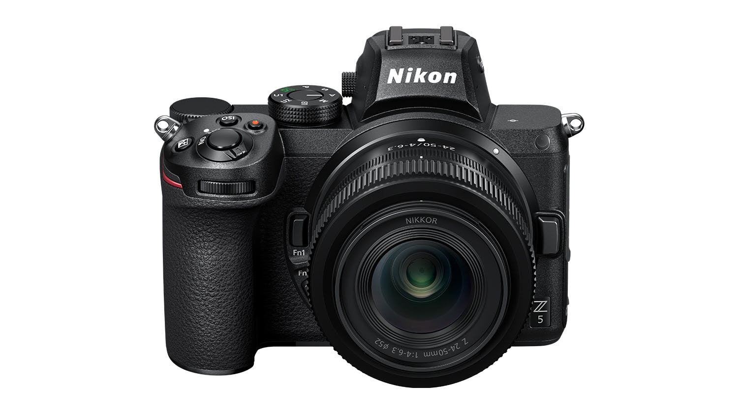 Nikon Z5 Mirrorless Camera with 24-50mm Lens