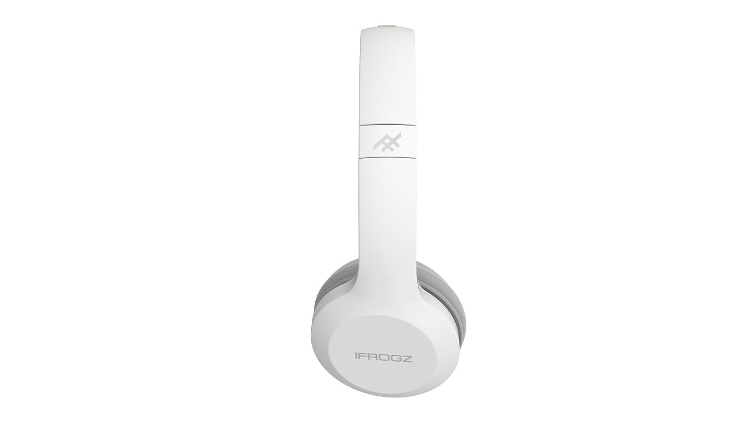iFrogz Resound Wireless Over-Ear Headphones - White