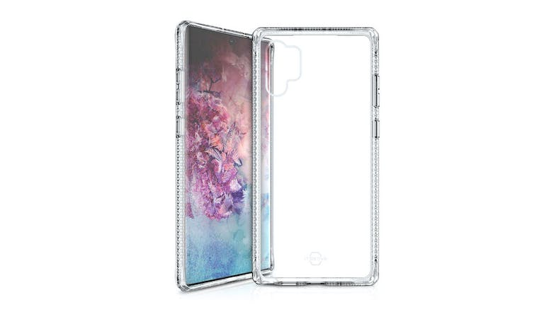 ITSKINS Hybrid Case for Samsung Galaxy Note10 Plus - Transparent