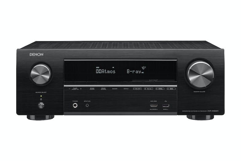 Denon 7.2 Channel WiFi 4K AV Receiver