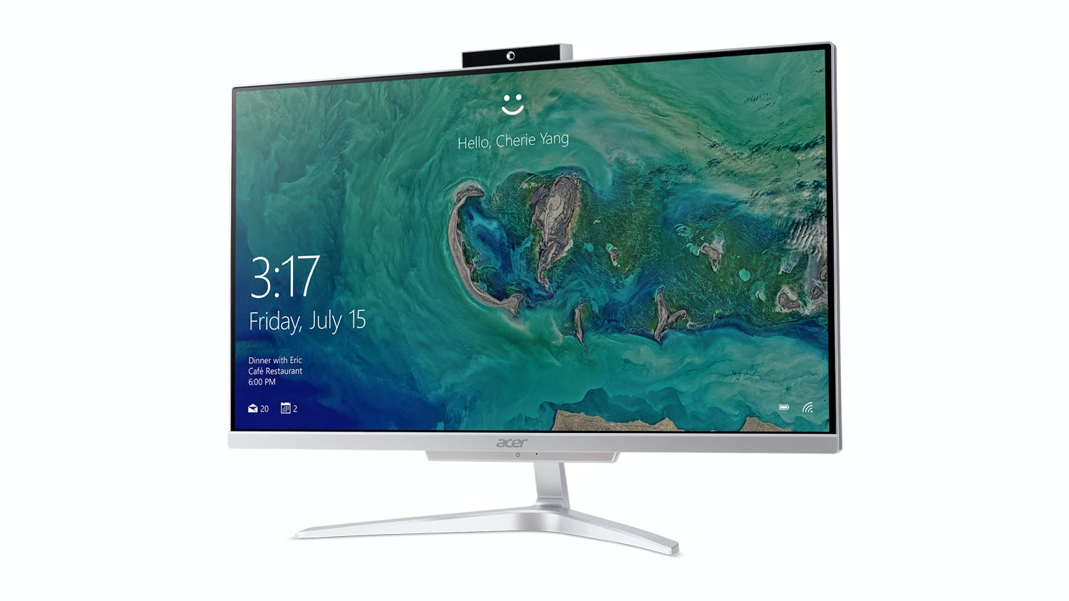 Acer Aspire C24-320 All-in-One Desktop