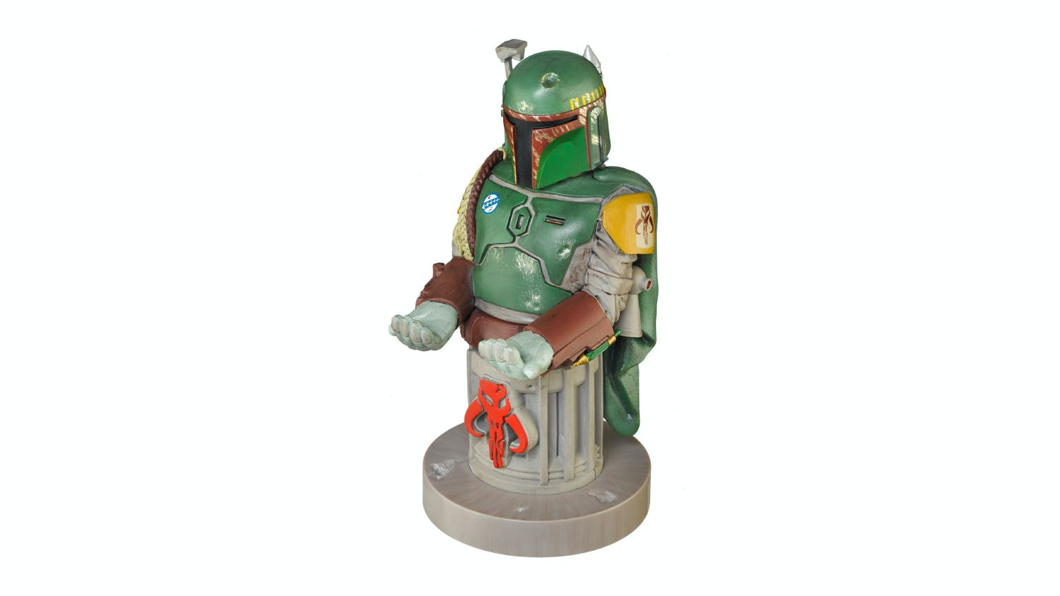 Cable Guys Phone/Controller Holder - Boba Fett Plinth