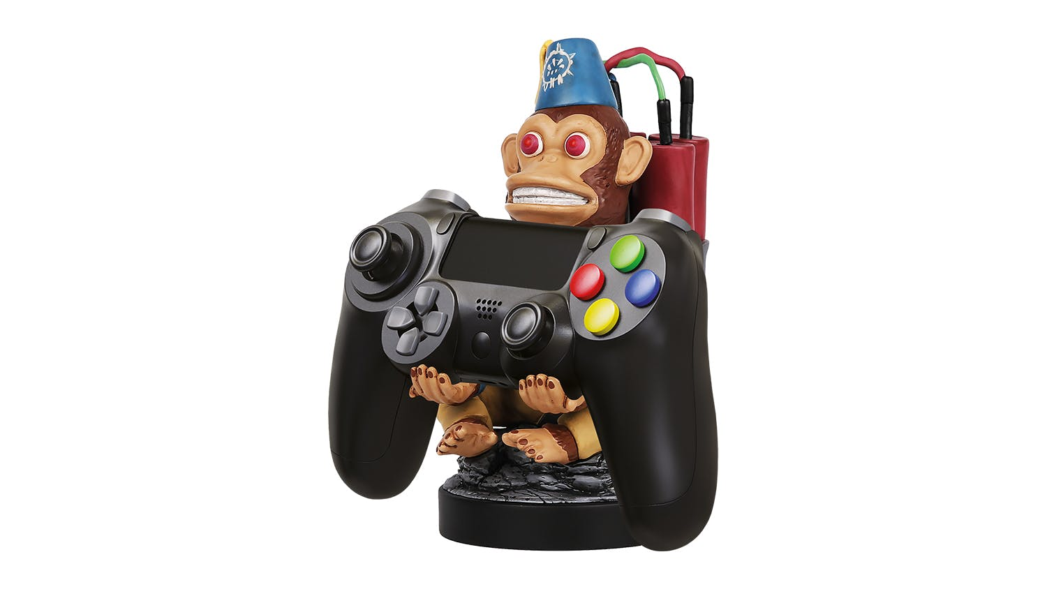 Cable Guys Phone/Controller Holder - Monkey Bomb