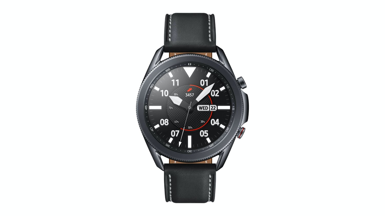 Samsung Galaxy Watch3 45mm - Mystic Black