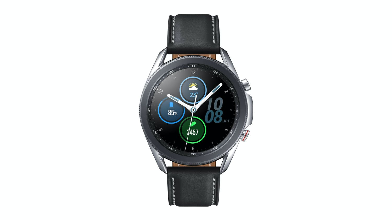 Samsung Galaxy Watch3 45mm - Mystic Silver