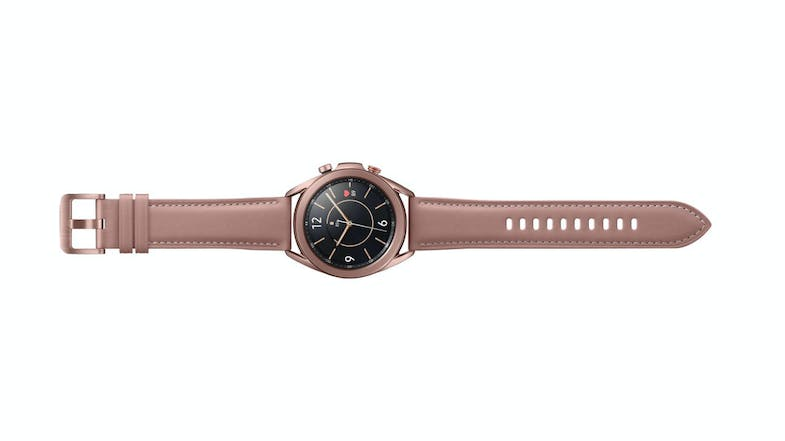 Samsung Galaxy Watch3 41mm - Mystic Bronze