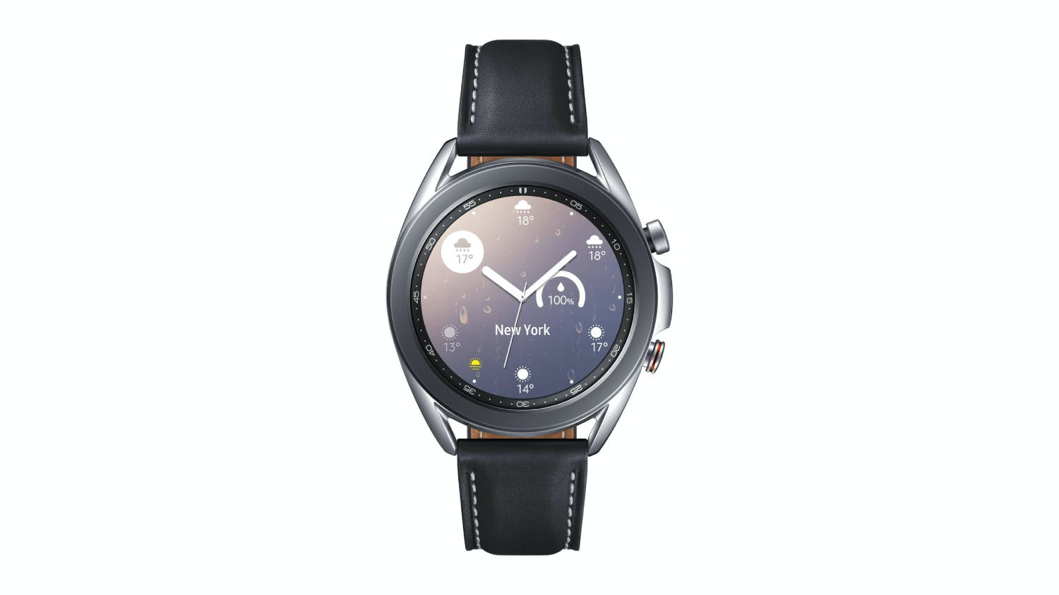 Samsung Galaxy Watch3 41mm - Mystic Silver