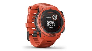Garmin Instinct Solar - Flame Red