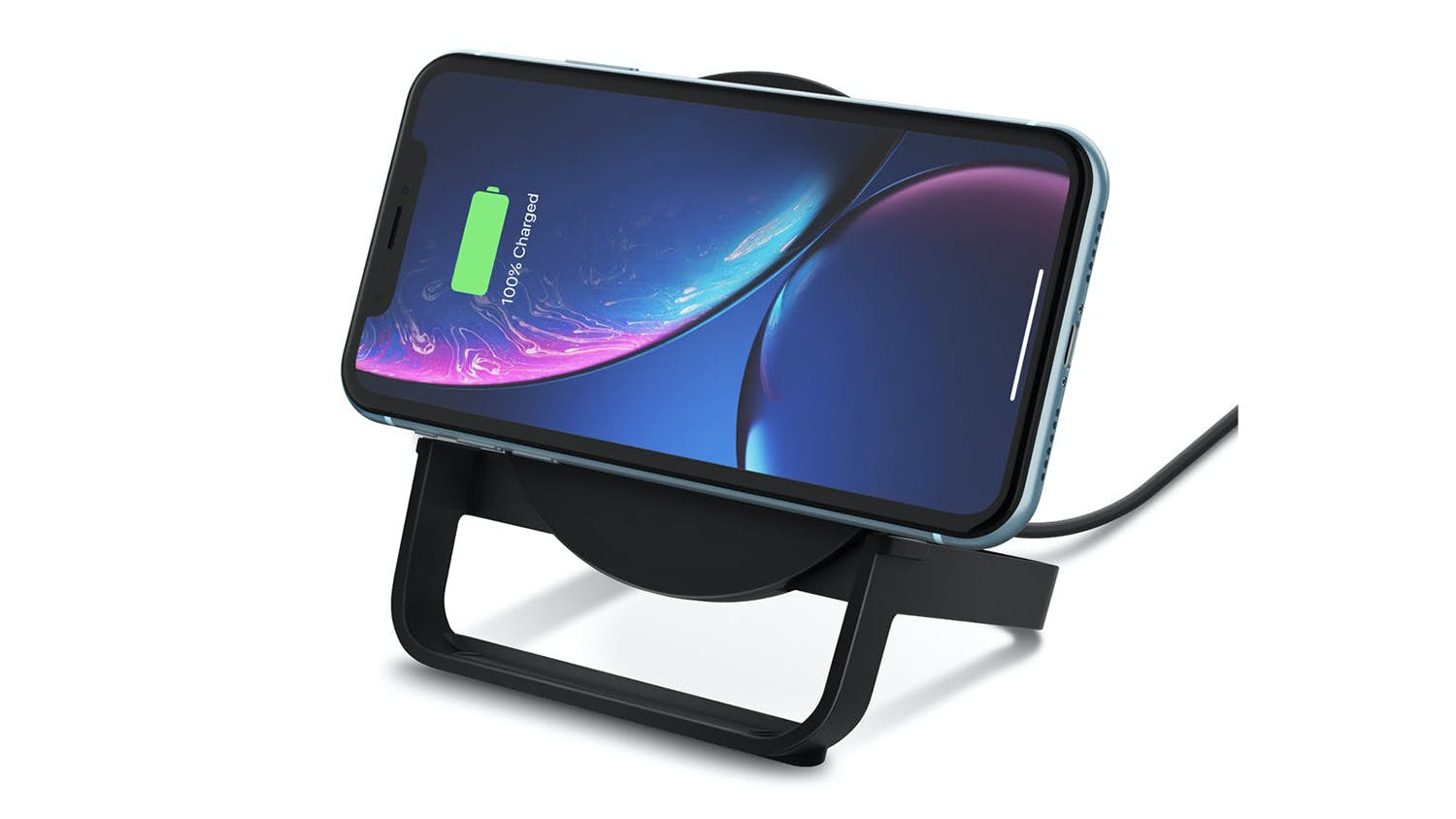 Belkin Boost Up 10W Wireless Charging Stand - Black
