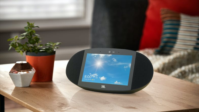 JBL Link View Smart Display - Voice Activated Speaker