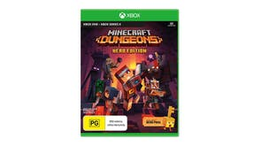 Xbox One - Minecraft Dungeons Hero Edition (PG)