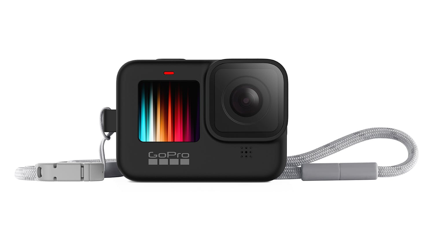GoPro Sleeve + Lanyard for Hero9 - Black