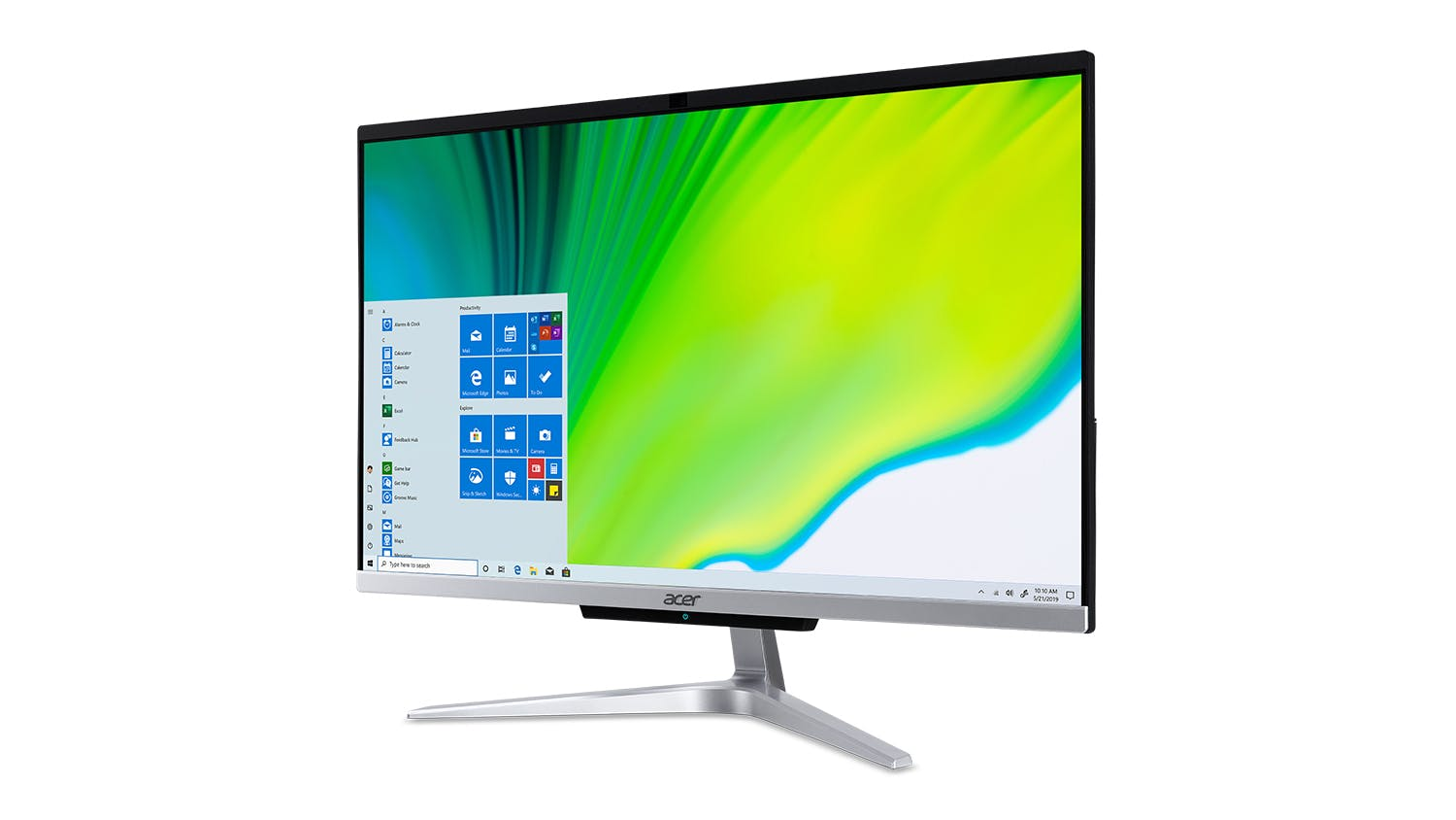 "Acer Aspire 23.8"" All-in-One Desktop"
