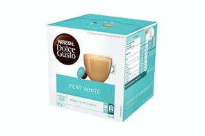 Dolce Gusto Flat White Coffee Capsules