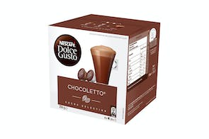 Dolce Gusto Chocolate Capsules
