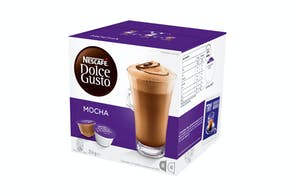 Dolce Gusto Mocha Coffee Capsules