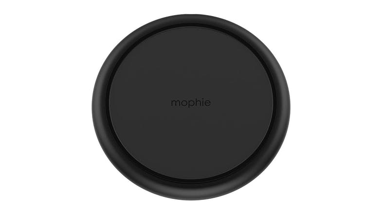 Mophie Charge Stream Wireless Pad+ - Black