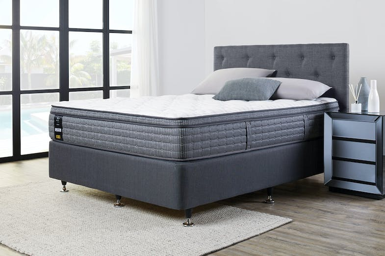 Chiro Elite Medium Super King Bed by King Koil