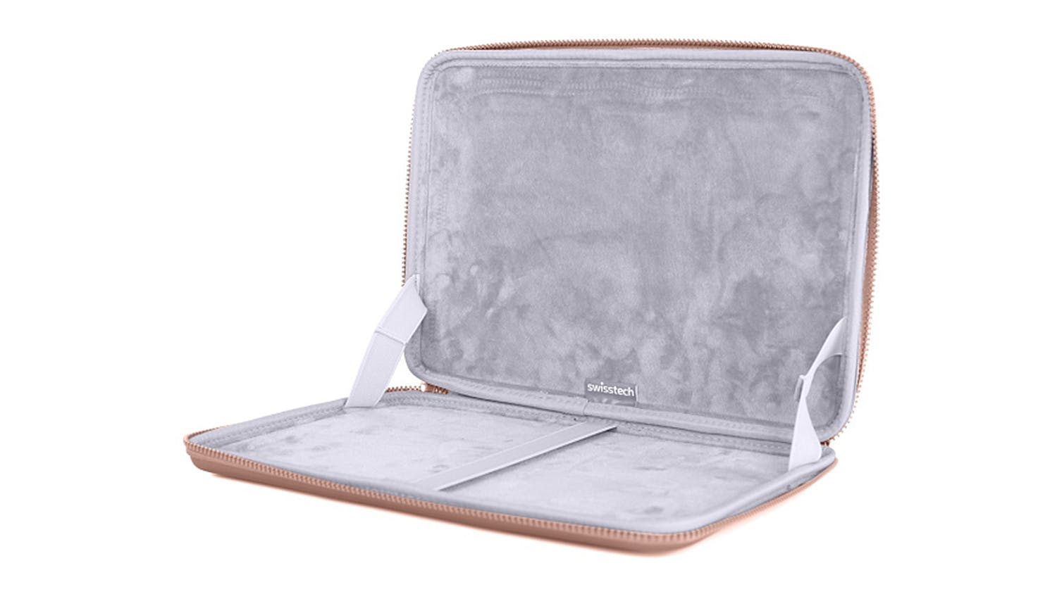 "SwissTech 14"" Turtle Shell Case - Rose Gold"