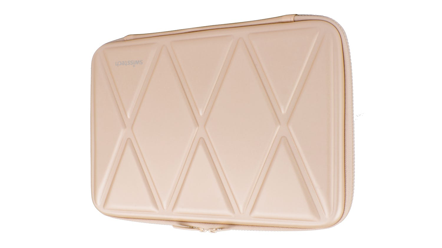 "SwissTech 15.6"" Turtle Shell Case - Rose Gold"