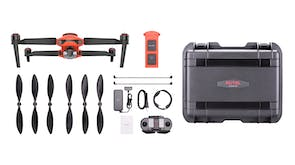 Autel Robotics Evo 2 Cinematic 8K Drone - Rugged Hard Case Bundle
