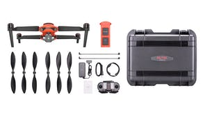Autel Robotics Evo 2 Pro 6K Drone - Rugged Hard Case Bundle