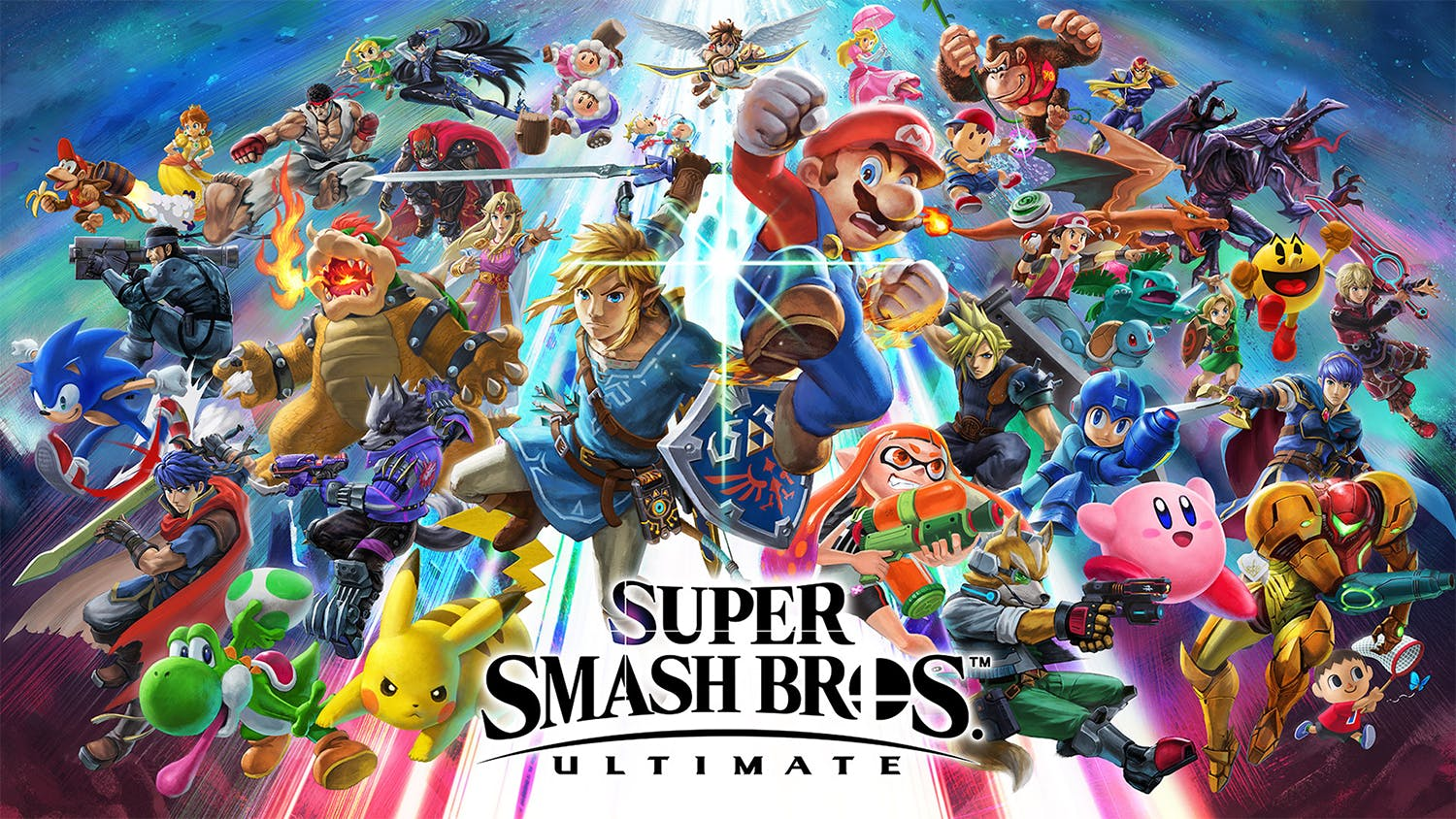 Nintendo Super Smash Bros. Ultimate (PG)