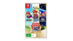 Nintendo Switch Super Mario 3D All-Stars (G)